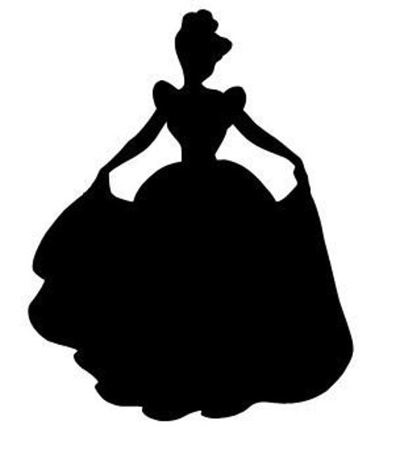 princess and the frog wall decals