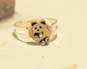 Tiny Panda Ring