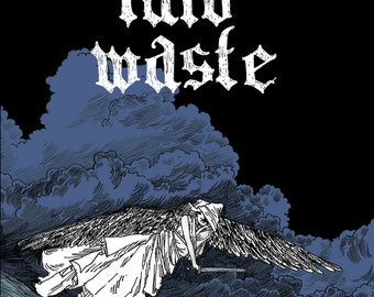 Laid Waste graphic novel
