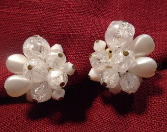 Earings with clips (054)