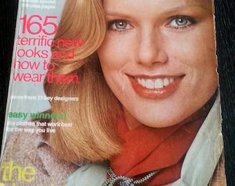 Vogue magazine September 1976
