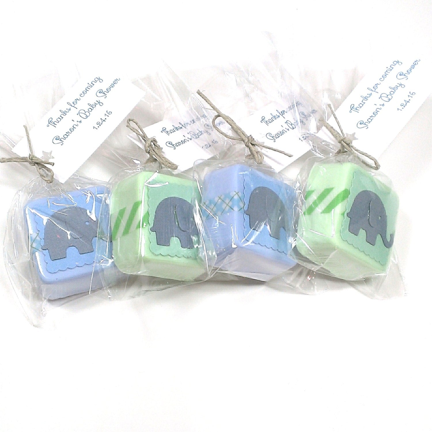 baby shower favors for boy elephant baby shower favors unique