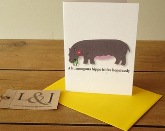 """Shop """"hippo"""" in Paper & Party Supplies"""