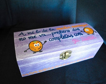 A special box to tell someone how much that you care!