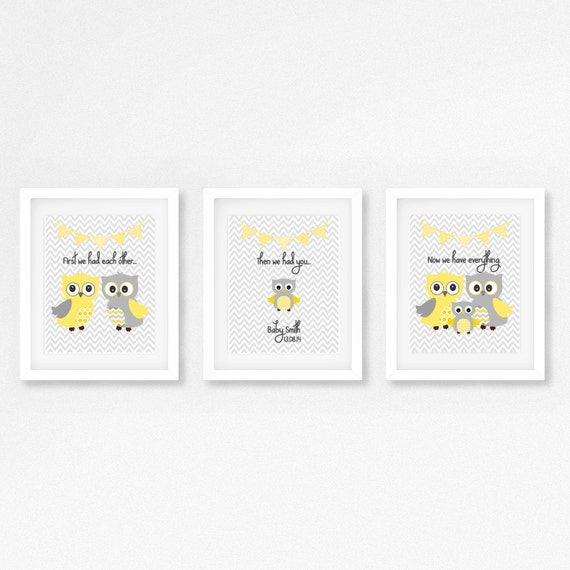 Baby Gifts For Gender Neutral : Neutral baby shower gift gender yellow and