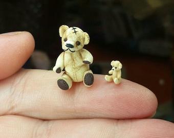 Old Bear and Baby Bear