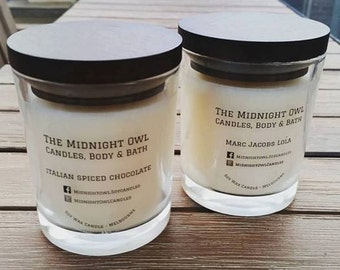 Small Oxford Tumbler 100% Soy Candles 200g. Pick up in Burnside VIC Available