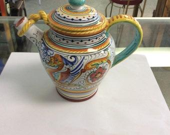 Siena teapot