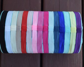 Choose 5!  5/8 FOE Interchangeable headband