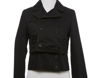 Karl Lagerfeld Double Breasted Jacket Size 4