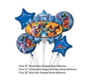 Skylanders Balloon Set