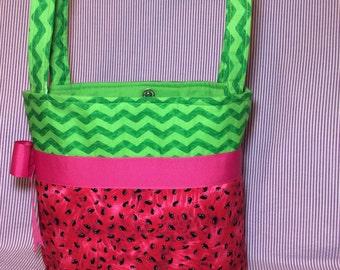 Summer Watermelon Purse