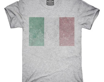 Retro Vintage Italy Flag T-Shirt, Hoodie, Tank Top, Gifts