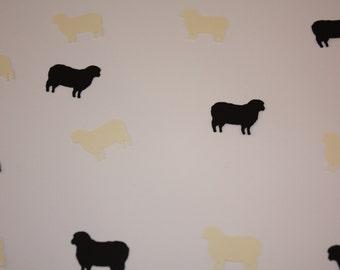 Cut Out Sheep