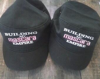 younique, magic mascara, 3d mascara, mascara empire, hats, lash lady, makeup, lashboss, ask me about my lashes, younique swag, younique hat