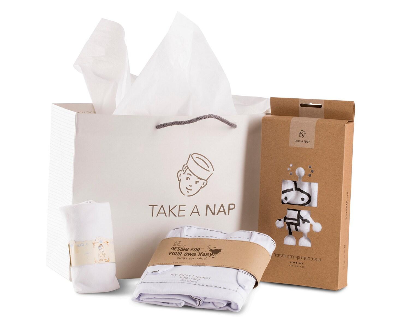 Baby Gift Set Packaging : Baby shower gift box newborn set new