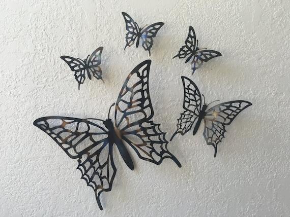 Beautiful Butterflies Butterflies Home Decor Wall