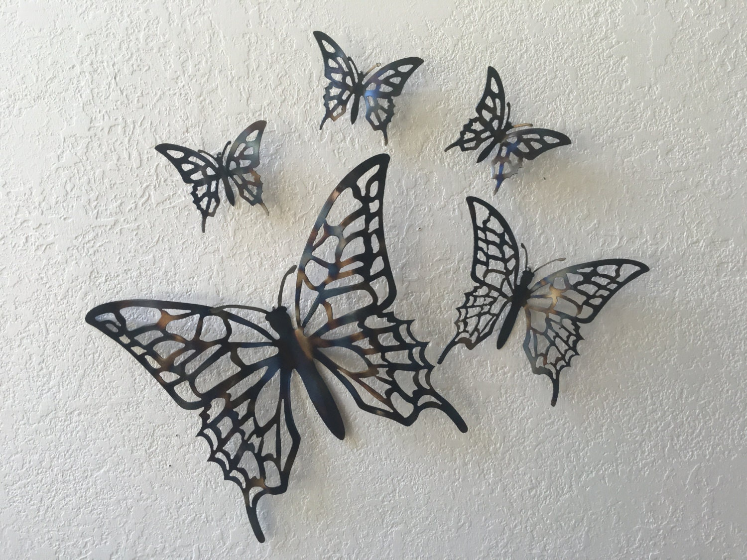 Beautiful Butterflies Butterflies Home Decor Wall