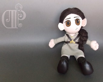 Padme Amidala Star Wars Plush Doll Plushie Toy