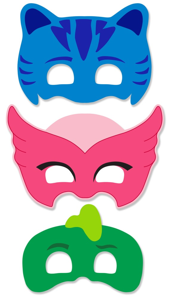 Striking image throughout pj masks printable images