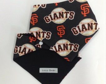 SF Giants Bandana Bib