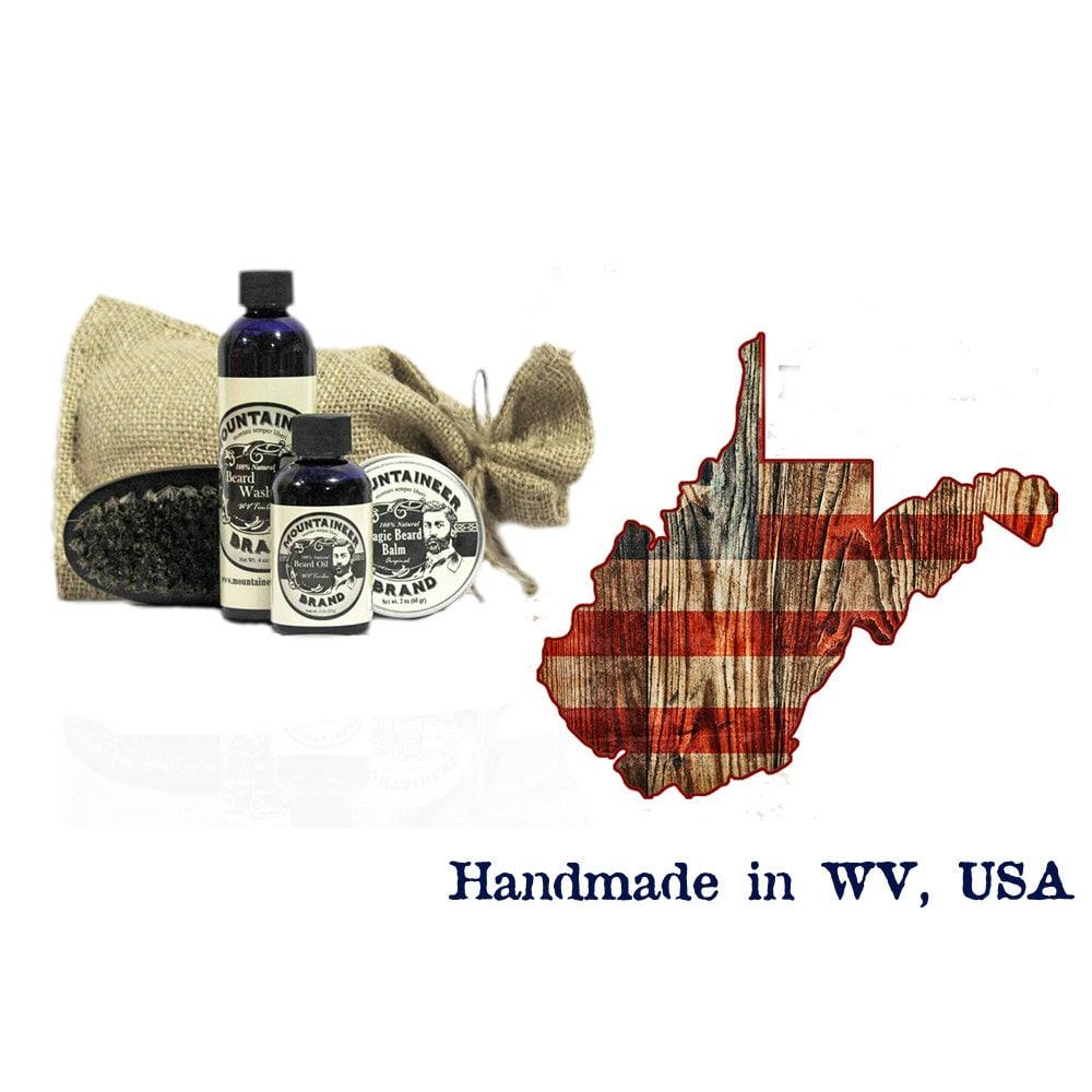 beard care kit beard grooming kit beard oil by moutaineerbrand. Black Bedroom Furniture Sets. Home Design Ideas