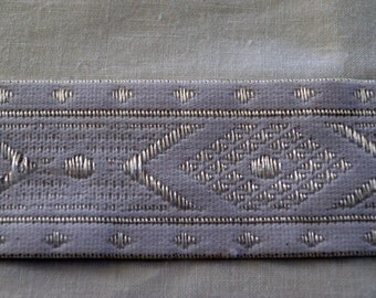 white elastic waist bands, soft, decorative, 4cm wide.
