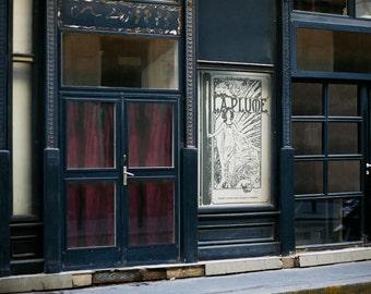 Alphonse Mucha, Art Nouveau, Original Art Print, Poster Wall Art, Vintage Art, High Quality Print, Black and White, Graphics