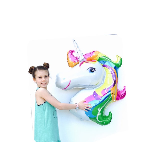 Unicorn Balloon Rainbow 34 Unicorn Unicorn Party