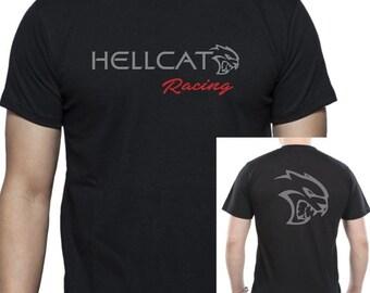 Dodge Hellcat Racing T Shirt