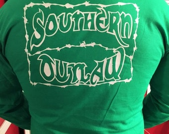 Southern Outlaw Long Sleeve Shirt