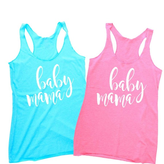 Baby Mama Shirt, Pregnancy Announcement, Pregnancy Shirt, Pregnancy Announcement Shirt, Maternity Shirts, Workout Tank, Baby Shower Gift