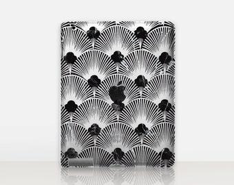 Art Deco Transparent iPad Case For - iPad 2, iPad 3, iPad 4 - iPad Mini - iPad Air - iPad Mini 4 - iPad Pro