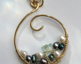 Ocean Treasures Pendant