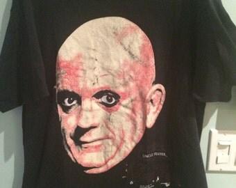 1992 Addams Family Uncle Fester Shirt SZ. XL