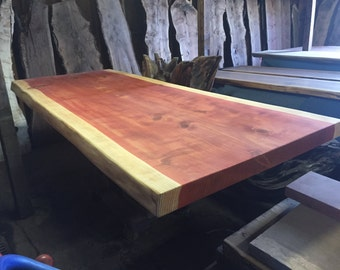 Redwood Dining Table by Dog and Pig Furniture