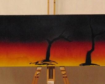 Burnt Forrest