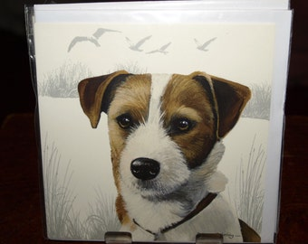 Jack Russell TerrierCard