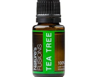Tea Tree Essential Oil 15 ml – Melaleuca Alternifolia - 100% Pure