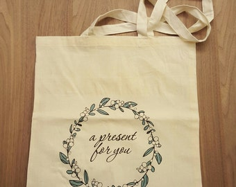 Tote bag-Gift shopper