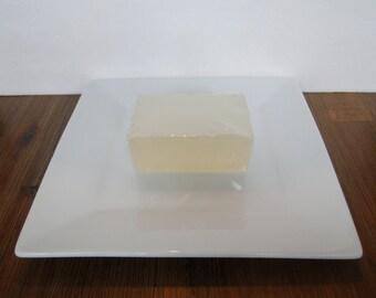 Gingerale Glycerin Soap