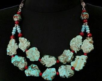 Turqua Necklace