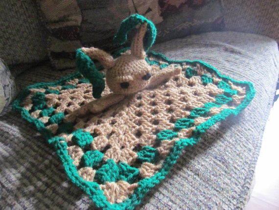 Harry Potter Baby Mandrake security blanket/ lovey