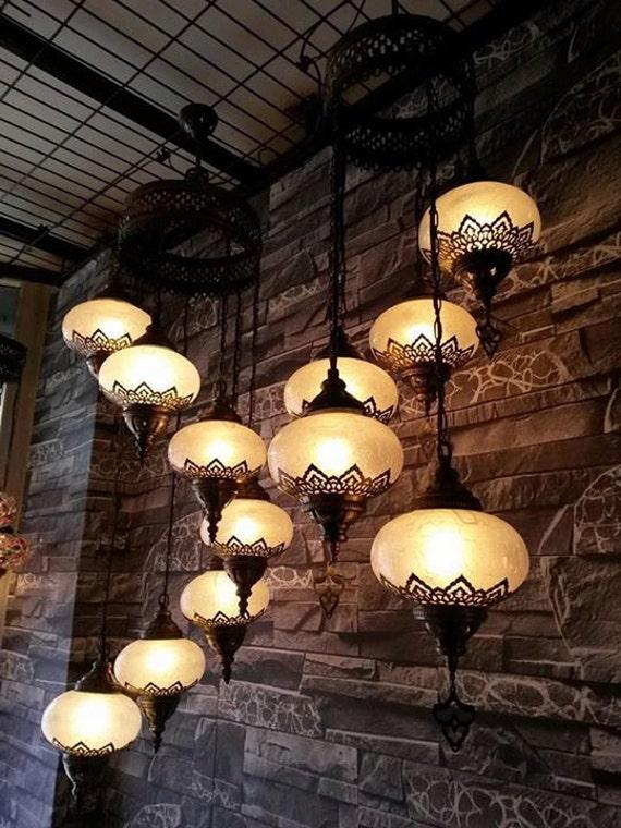 5 Ball Chandelier Turkish Lamps Moroccan Lanternturkish