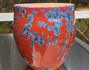 Red Crystalline Ceramics
