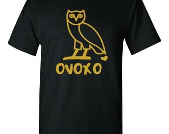 Drake Owl OVOXO Gold Print!