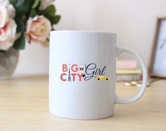 Big City Girl Mug