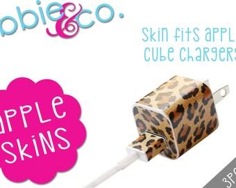 Cheetah Apple iPhone Charger Skin!!! SK12