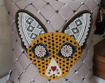 Cushion cover Sphynx