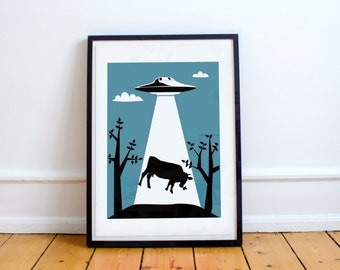 Original poster screenprint | limited edition of 30